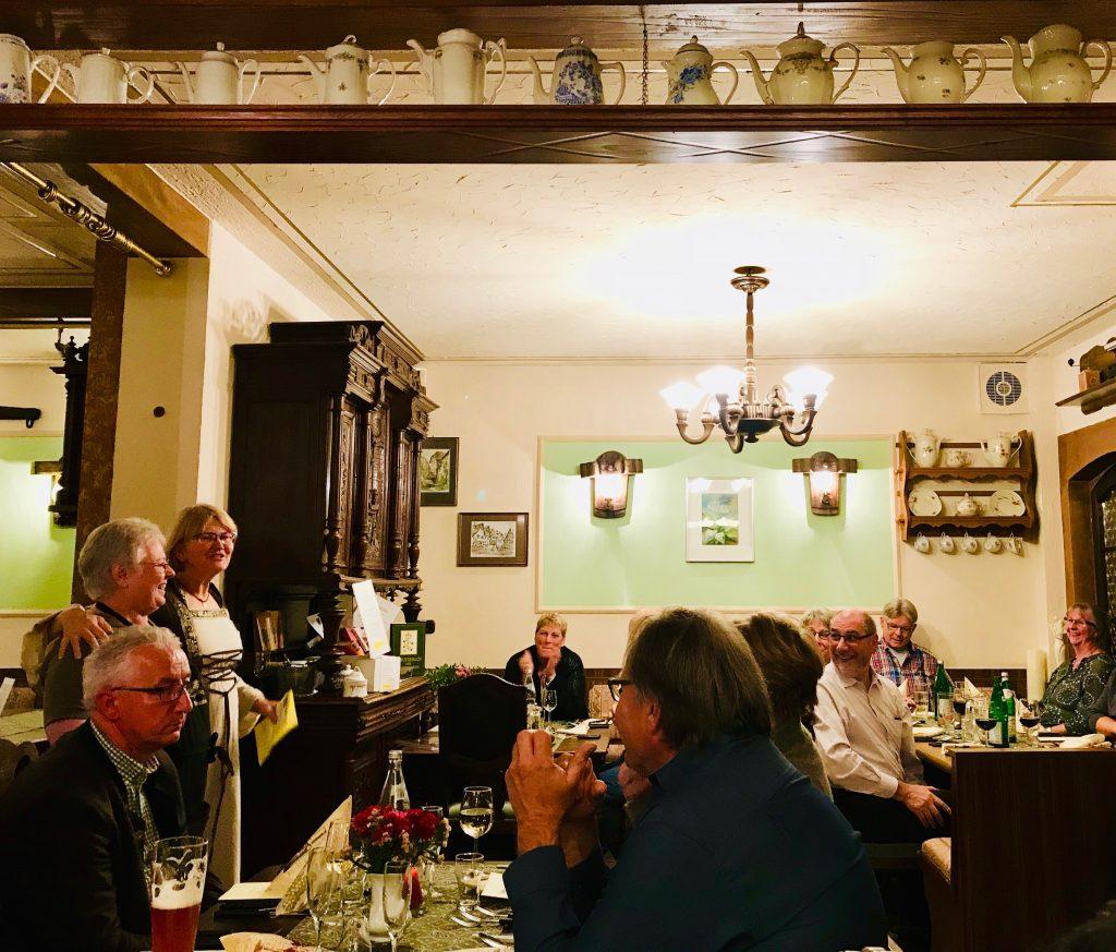 Hildegard von Bingen In Bonnets Weincabinet