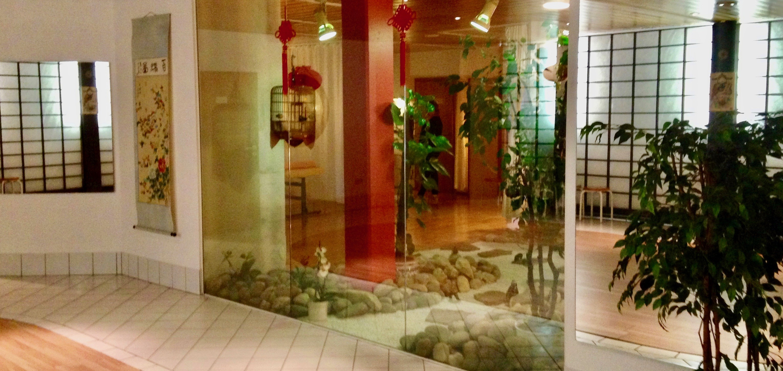 Newsletter: Foto Kursraum des Zentrum für präventive chinesische Medizin e.V.