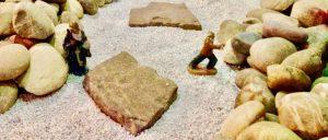Dozenten: Weg mit zwei kleinen chinesischen Statuen