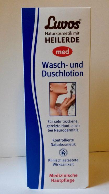 Foto Wasch- und Duschlotion von Luvos Naturkosmetik med