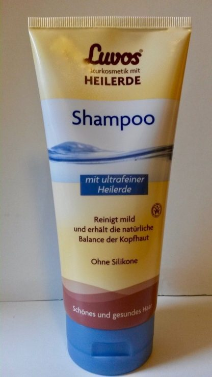 Foto Shampoo Luvos Naturkosmetik