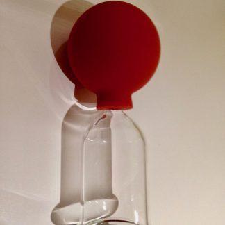 Foto: Schröpfglas, groß