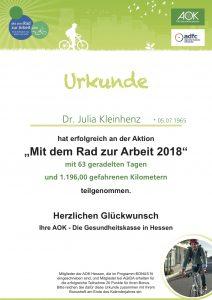 Mit dem Wahltarif Bonus fit der AOK Hessen Punkte sammeln und sparen